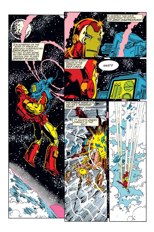 Infinity Gauntlet v1 02 (of 06) (1991) …………… | Viewcomic reading