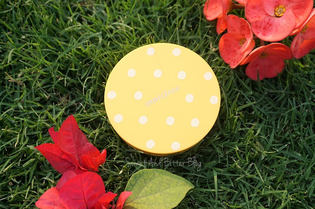 Innisfree Yellow Polka Dots Customizable Case