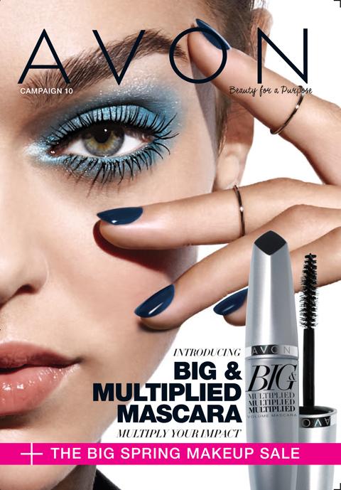 Avon Campaign 10 2016