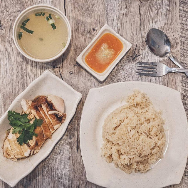 Chicken Rice Singapore