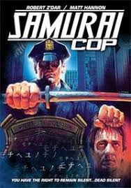 Review Samurai Cop