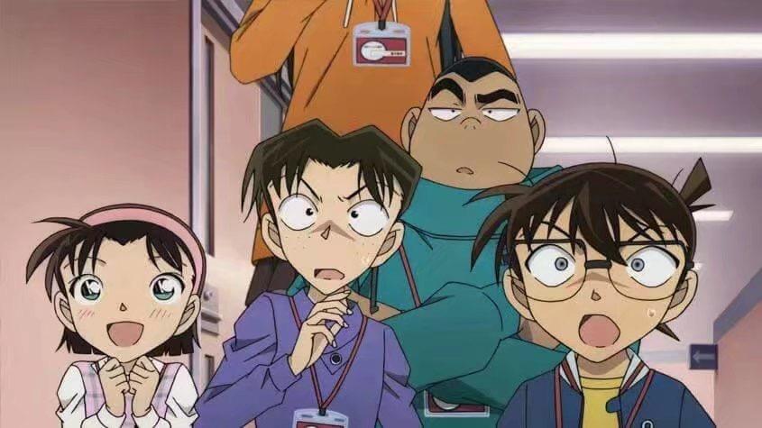 Detective Conan: Crimson Love Letter(2017)