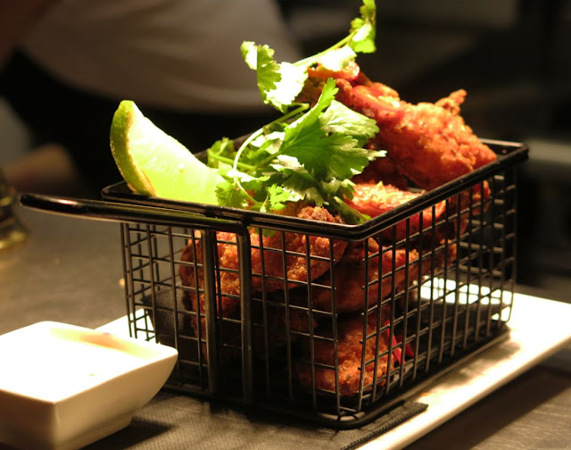 Sister of Society, Prahran, karaage chicken ribs