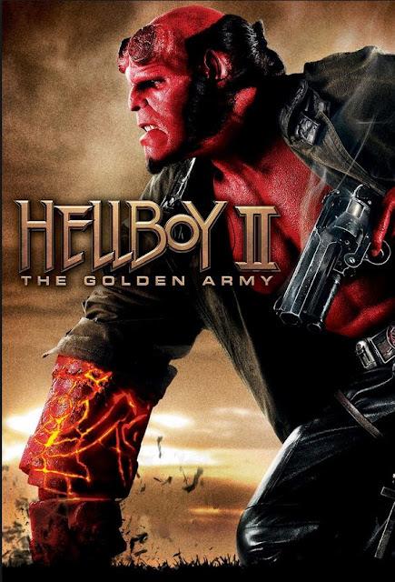 HELLBOY 2 : GOLDEN ARMY (2008)