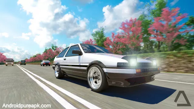 Driving Zone: Japan Mod Apk