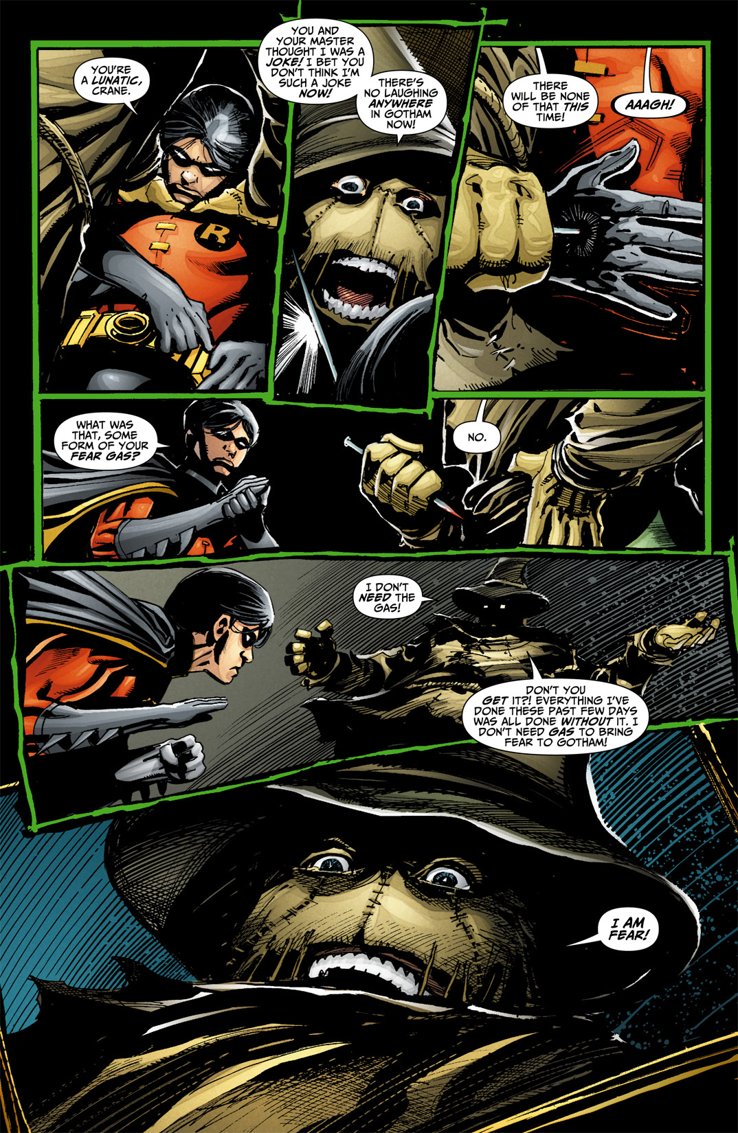 Detective Comics (1937) 836 Page 14