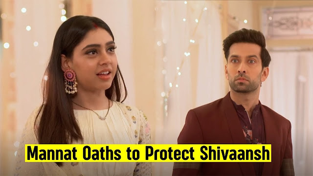High Voltage Drama : Shivaansh insults Nani with a motive in Ishqbaaz