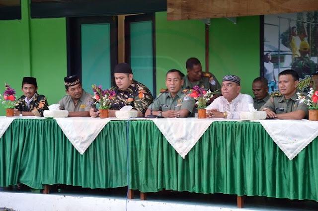 Organisasi yang Diasuh TNI Buka Puasa Bersama