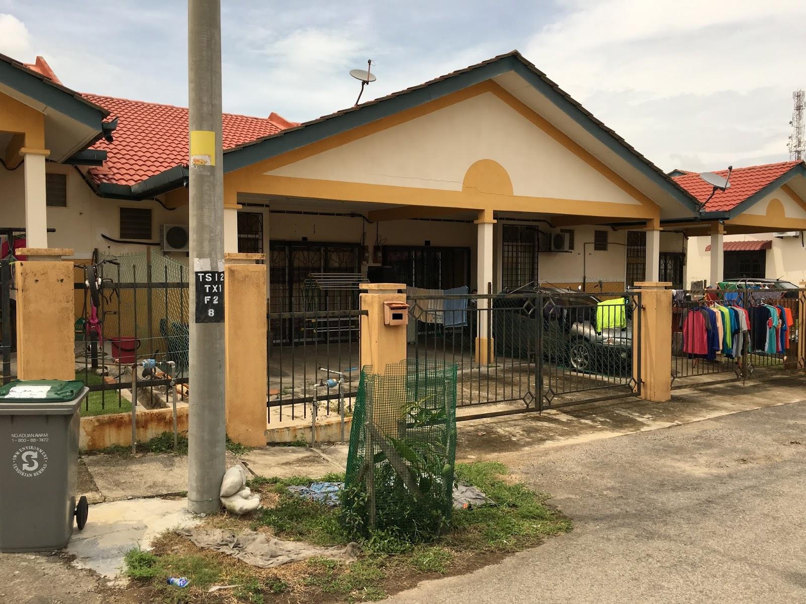 rumah untuk di jual beli dari broker hartanah berdaftar