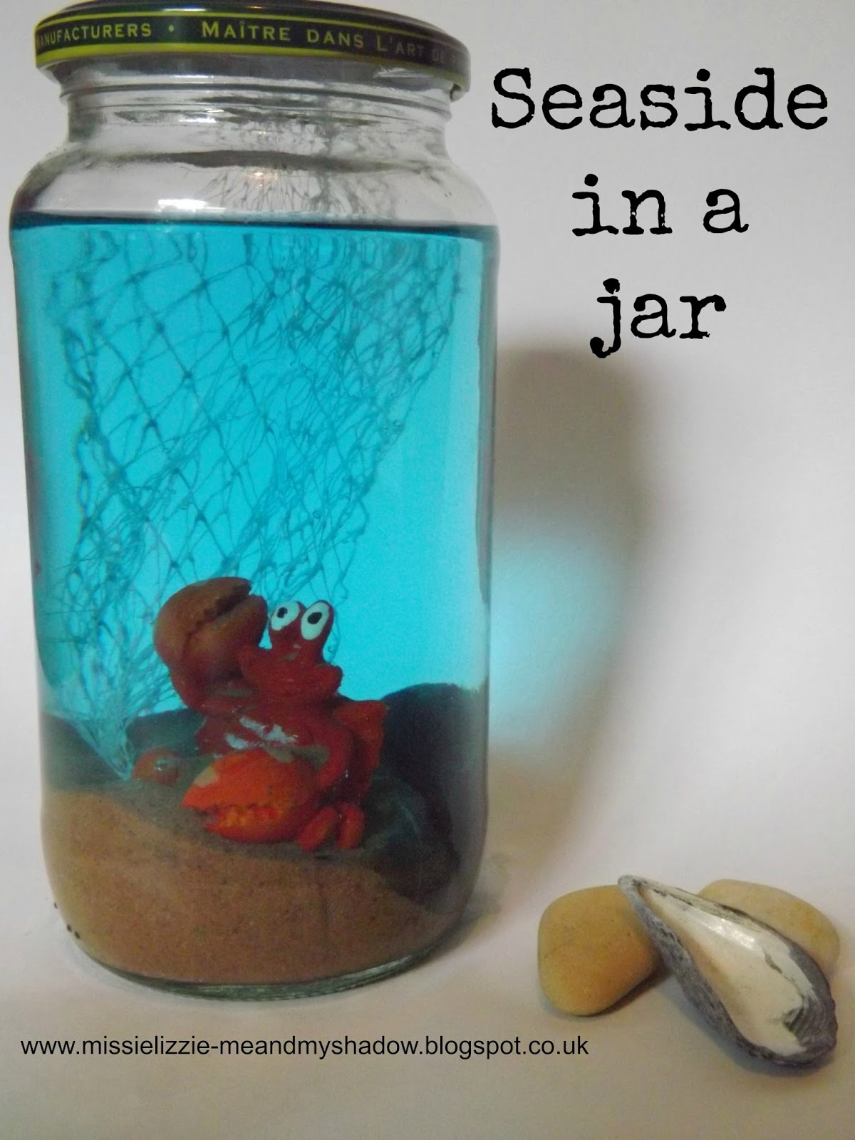 Shells Decorations Home Me And My Shadow Seaside In A Jar Summer Holiday Keepsake