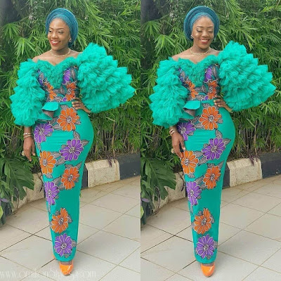 There are several things that characterize the splendor of Africa 34 Traditional African Fashion For Ankara Styles That Attract Beauty