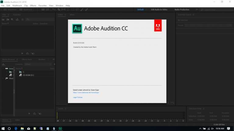 Adobe Audition CC 2019 v12.0.1.34 Full Free Download