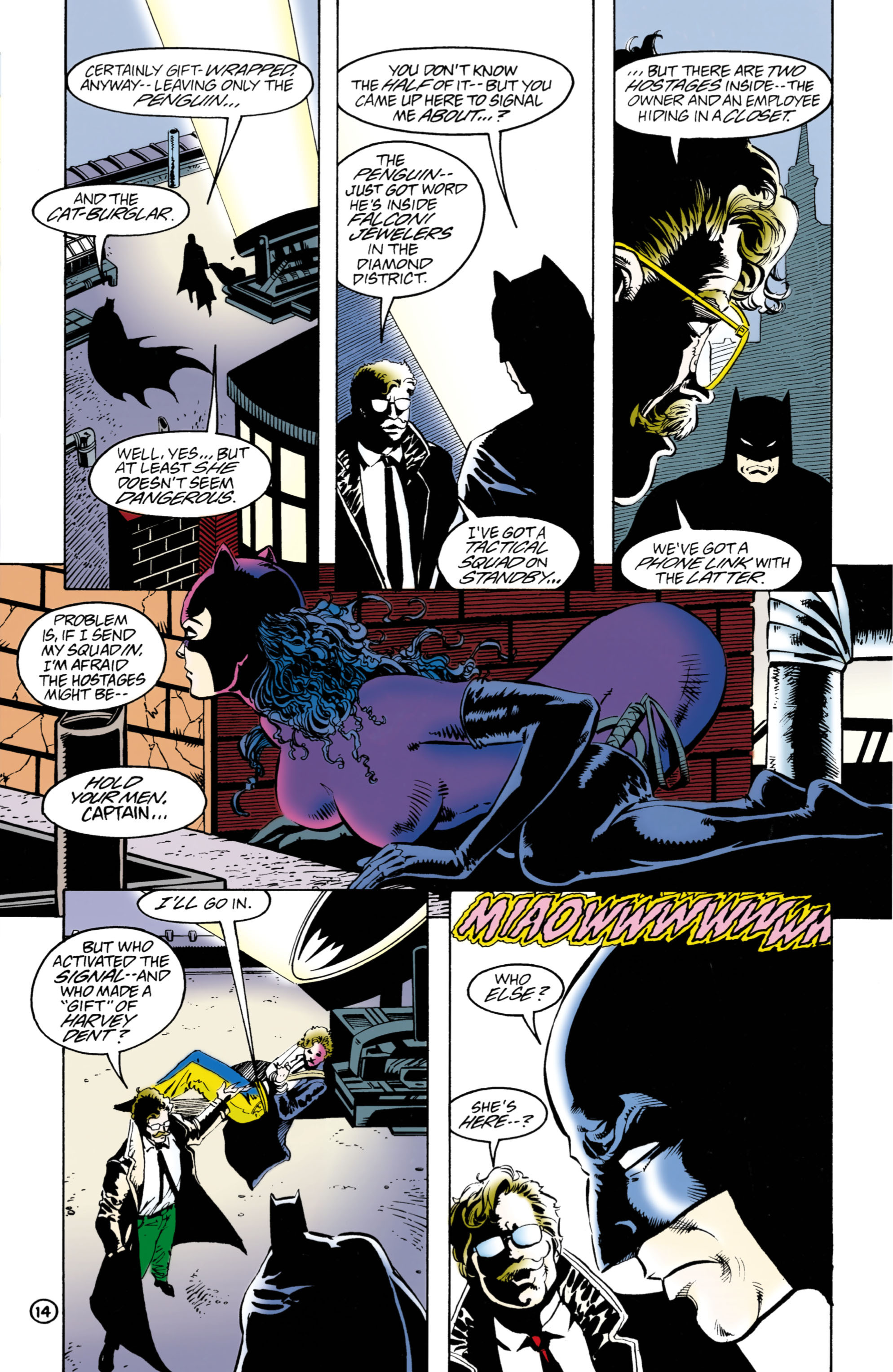Catwoman (1993) Issue #40 #45 - English 15
