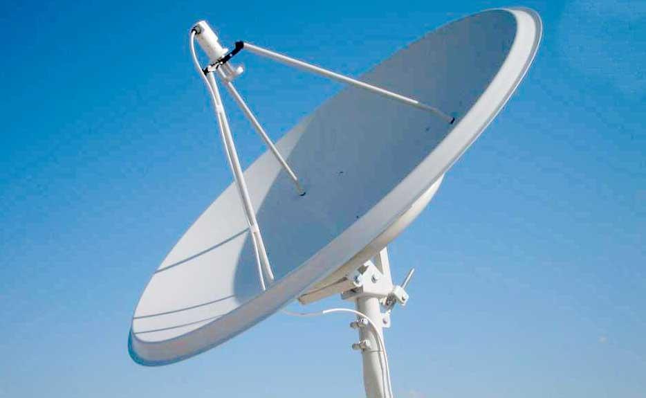 Jual Antena Penerima Sinyal Satelit
