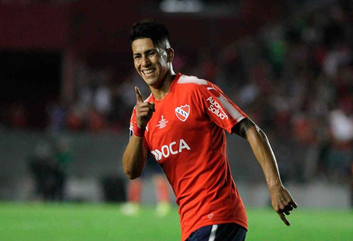 Maximiliano Meza (Independiente-ARG)