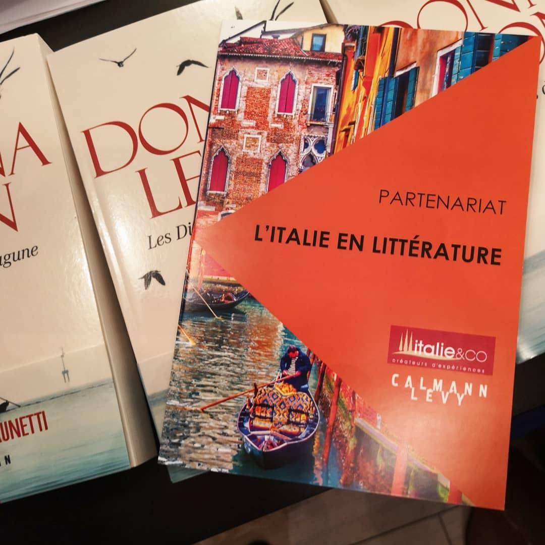 Cette agence de voyage conçoit des séjours inspirés des romans de Donna Leon !