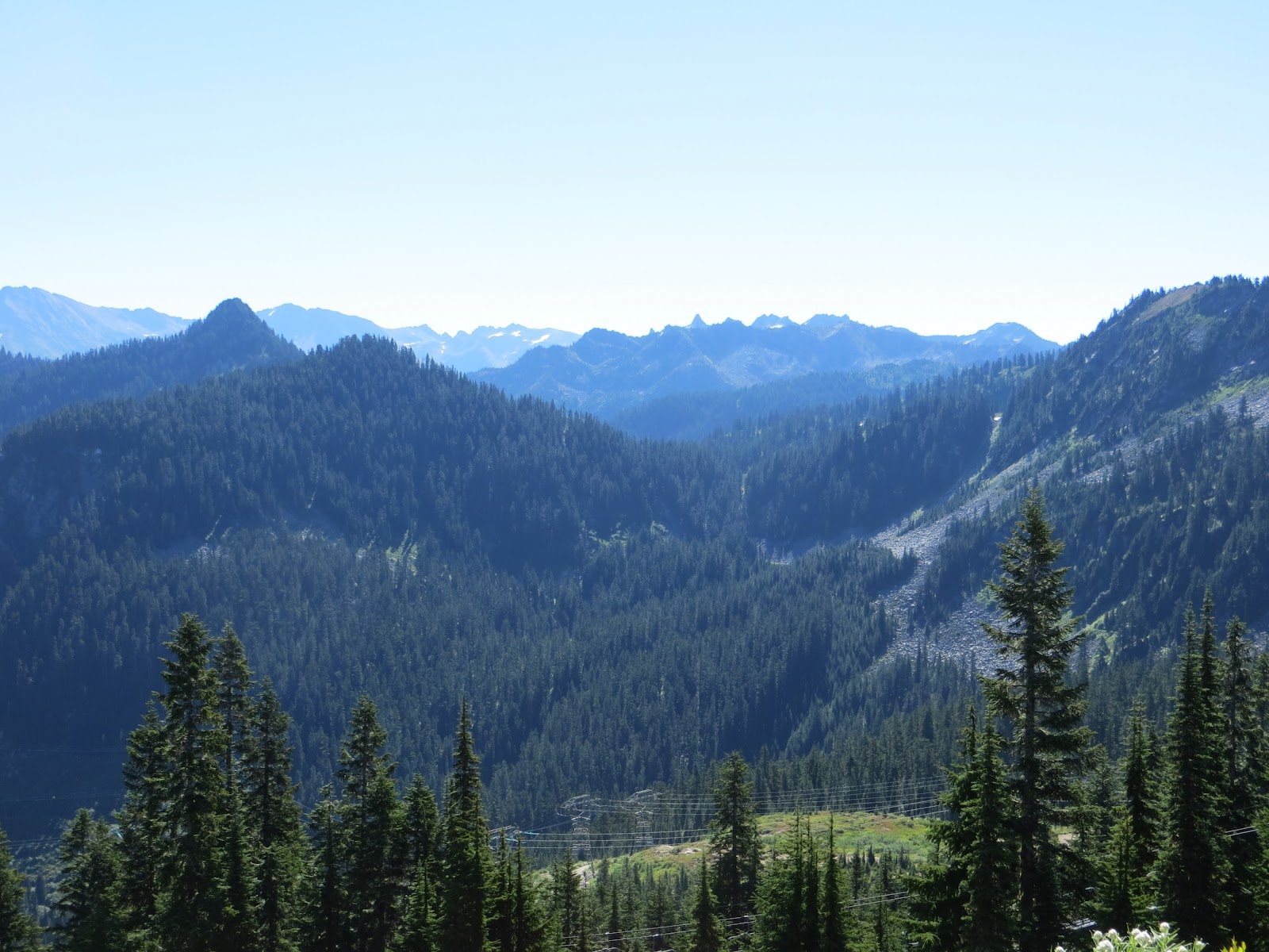 A Clay Jar 2012 Pacific Crest Trail Stevens Pass To