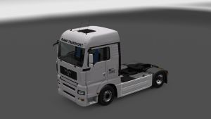 Grand Transporti Skin for MAN TGA