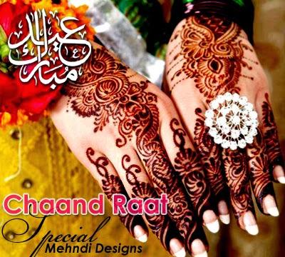 Chaand Raat Special Mehndi Henna Designs Best Eid Henna Mehndi