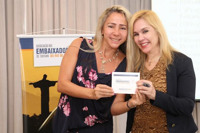 Novos Embaixadores para a cidade do Rio de Janeiro 4