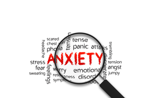 How To Calm Down Stress, Anxiety And Nervousness