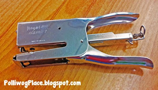 Pliers Style Stapler