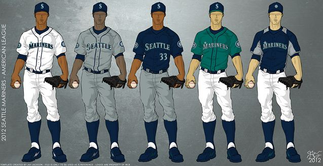 The Pondering 10 - Favorite MLB Uniforms