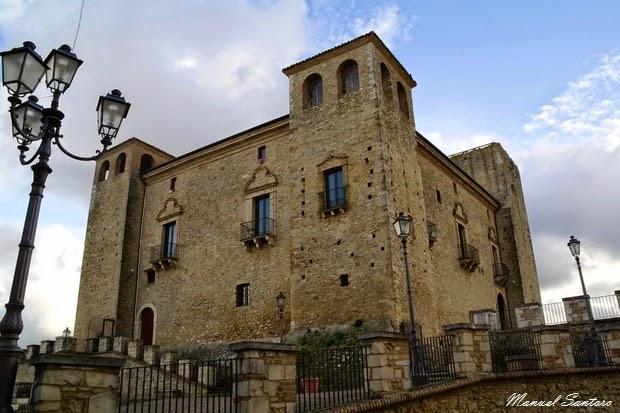 Crecchio, castello ducale
