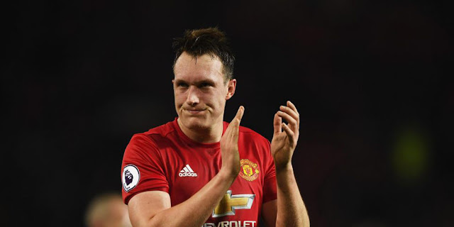 SBOBETASIA - Phil Jones Aman di MU