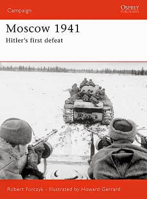 Moscow 1941 Hitler's first defeat