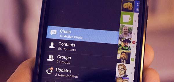 Mengatasi BBM Android Gagal Terhubung