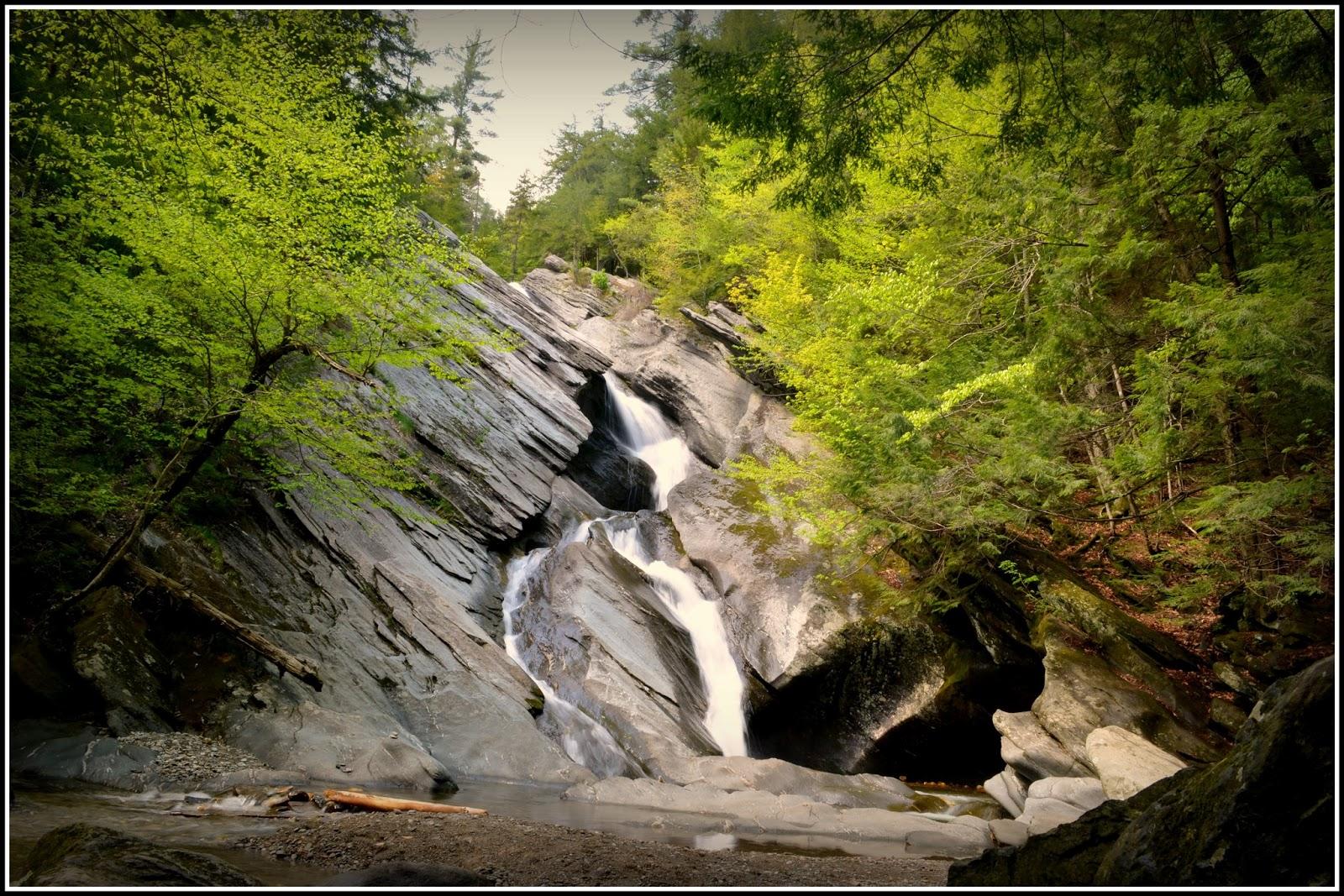 Hamilton Falls | Hamilton Falls, Vermont | adamm9 | Flickr