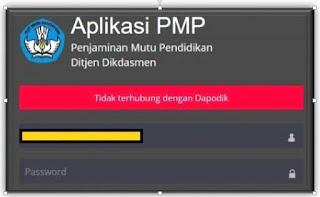 Cara Mengatasi PMP yang Tidak Terhubung