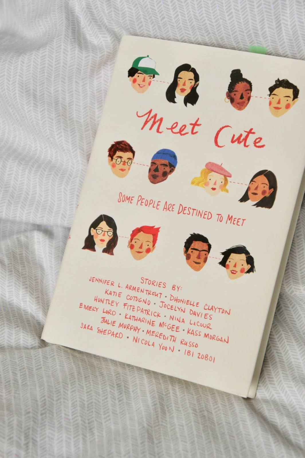 meet cute book club