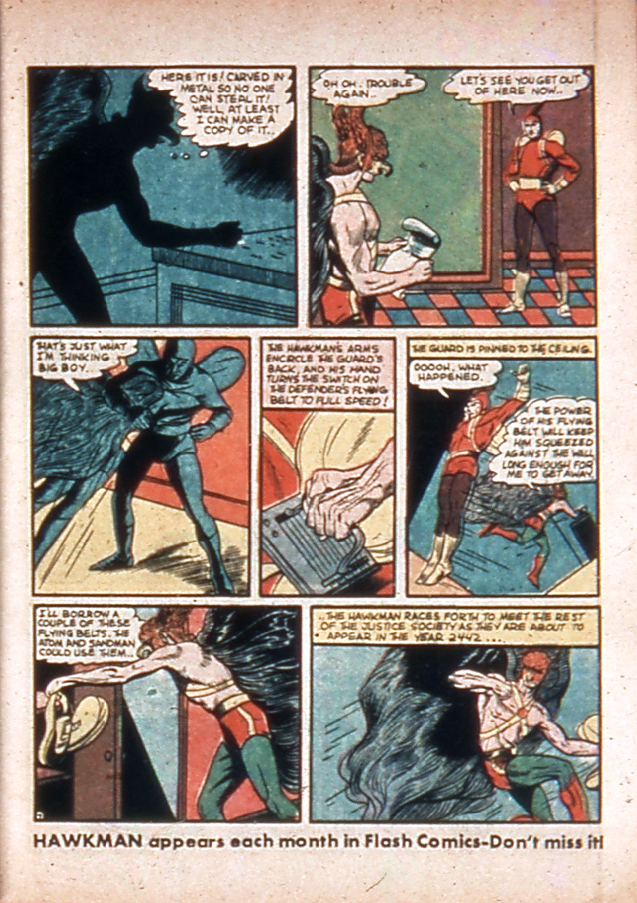 All-Star Comics (1940) issue 10 - Page 13