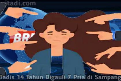 Tragis, Gadis 14 Tahun Digilir 7 Pria di Sampang