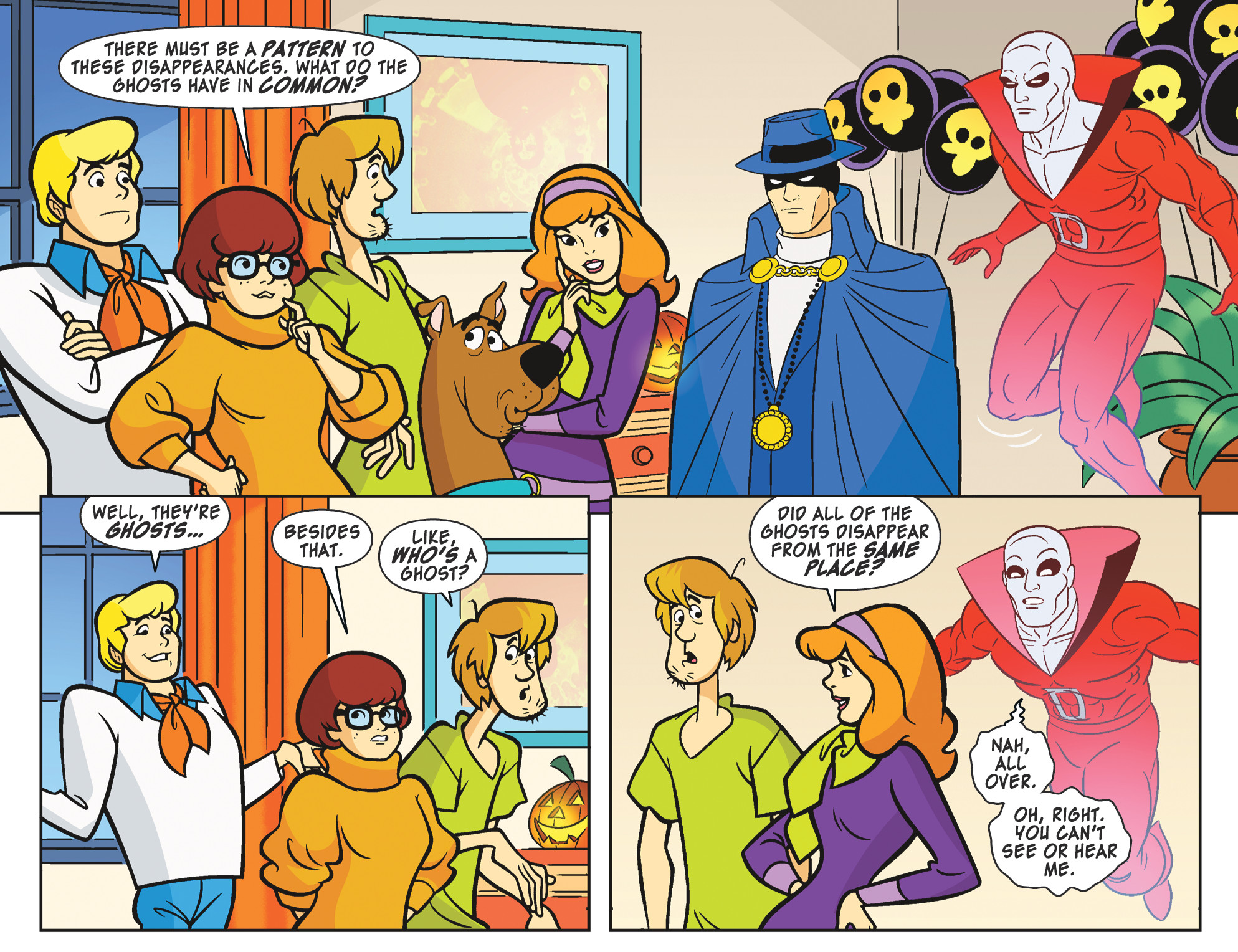 Read online Scooby-Doo! Team-Up comic -  Issue #25 - 12