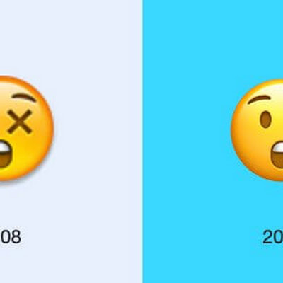 Happy Birthday IPhone Emoji Heres How Apple Emojis Have Changed In 10 Years