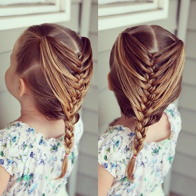 Phenomenal Hairstyles For Kindergarten 2015 2016 Hair Ideas Hairstyle Inspiration Daily Dogsangcom