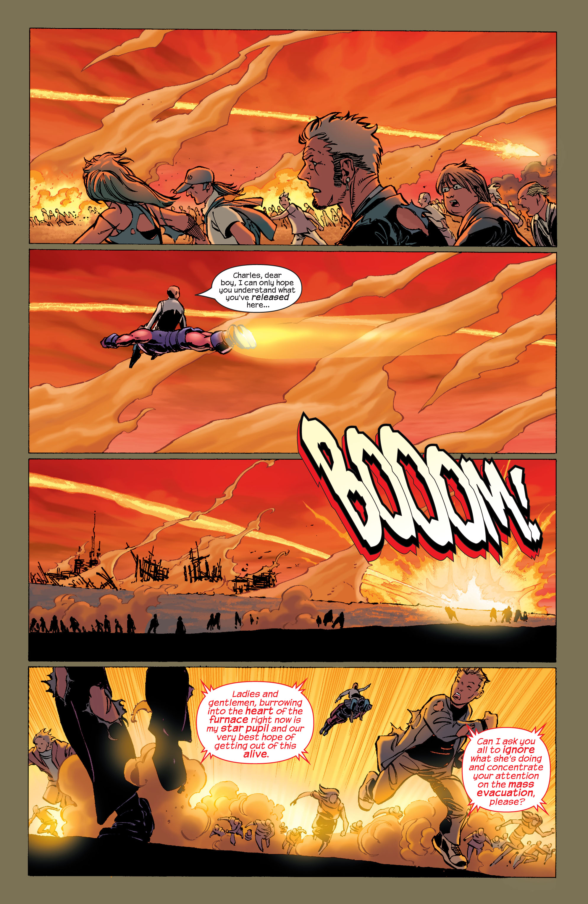 Read online Ultimate X-Men comic -  Issue #31 - 20