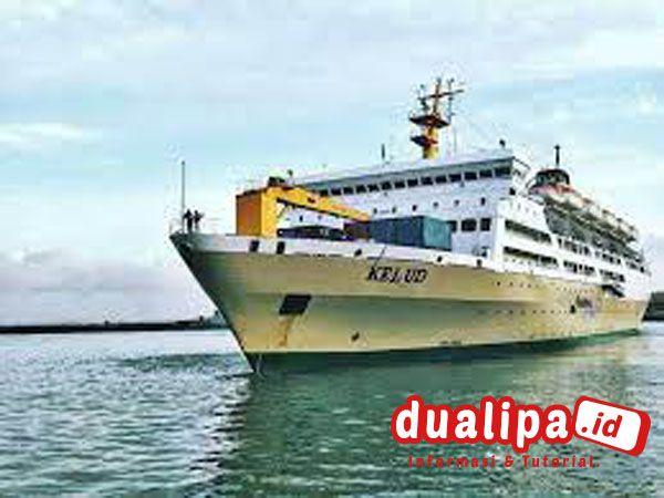 Jadwa Kapal Kelud Bulan Oktober 2021