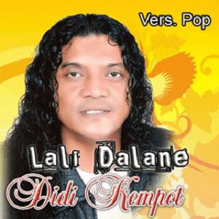 Lirik Lagu Bubrah (Lali Dalane) - Didi Kempot