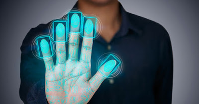 Fingerprint technology that detects cocaine