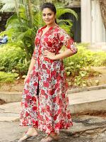 Sree Mukhi Latest Photos at Gud Bad Ugly Press Meet TollywoodBlog