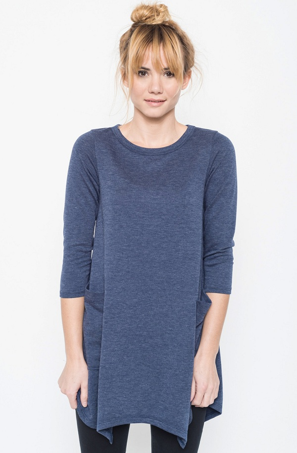 tunic pockets