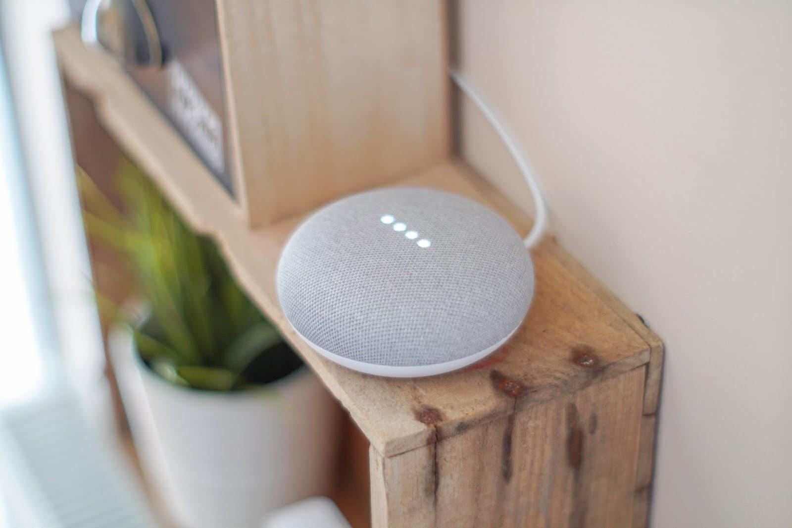 google home smart home system