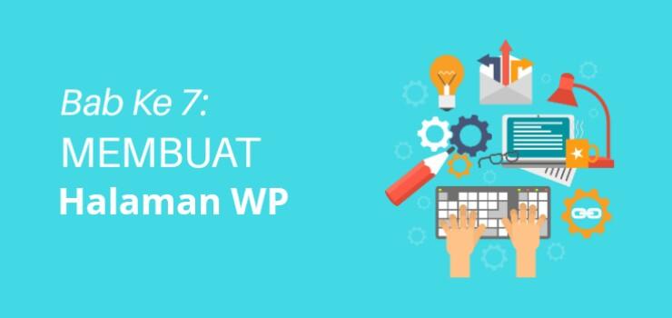 Bab 7 Membuat Halaman WordPress