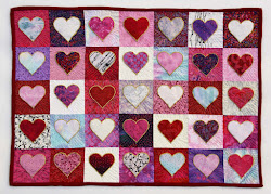 Click on image to see a Valentine Quilt