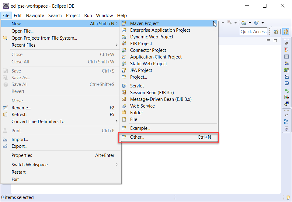 Developing Your First Spring Boot Application with Eclipse