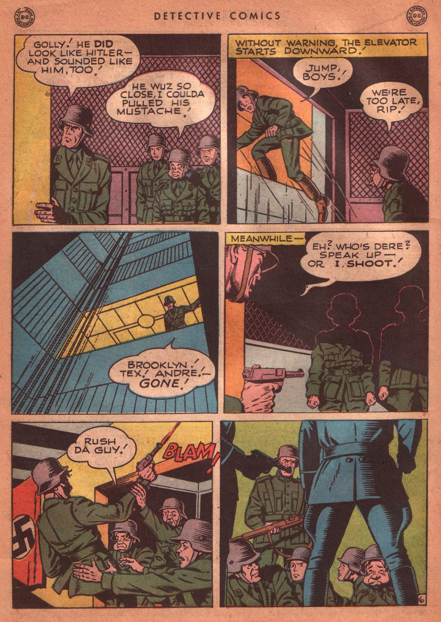 Read online Detective Comics (1937) comic -  Issue #125 - 42